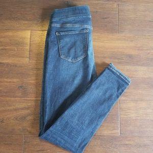 Old Navy mid rise rockstar legging jeans 10